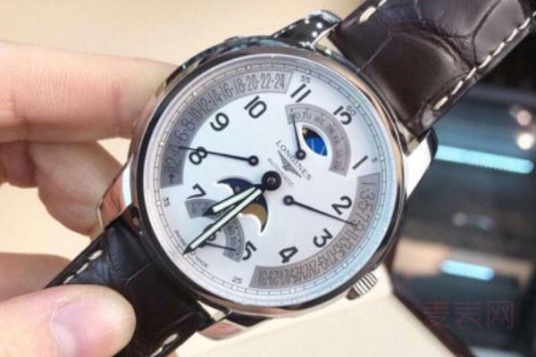 浪琴手表会回收未使用过的手表吗