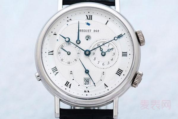 知名度超高的宝玑手表回收价格多少钱