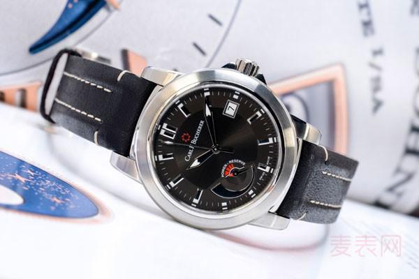 回收什么品牌的二手手表保值率排名第一