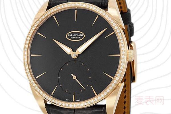 冷门的二手帕玛强尼手表回收价格几折