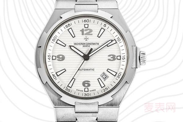 卖二手江诗丹顿手表大概可以回收到几折