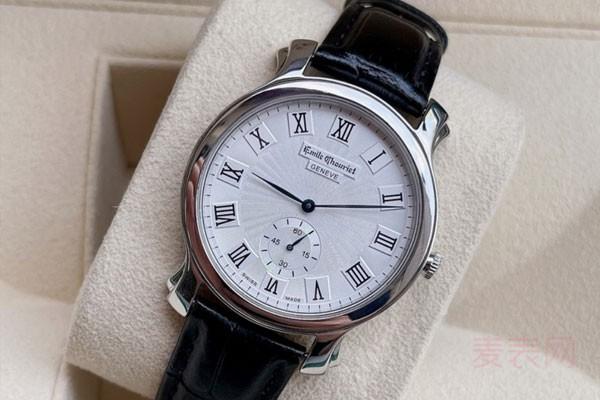 艾米龙手表能回收吗?店员说出心里话