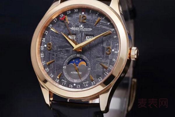 正规商家是如何给积家二手手表估价的