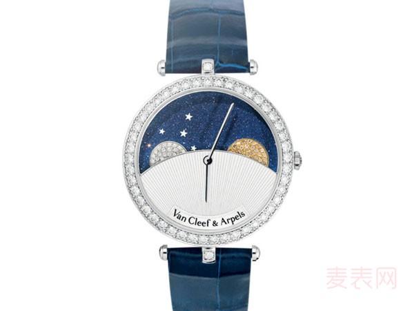 首次全面公开梵克雅宝手表回收价格表!