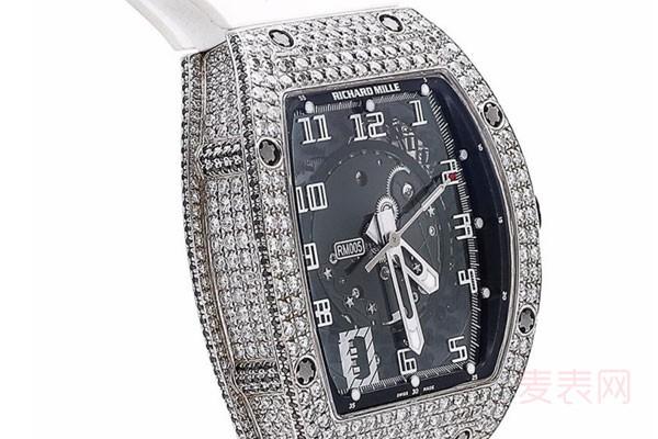 二手理查德米尔手表回收价格趋势如何