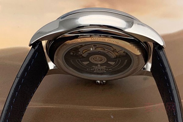 中档雪铁纳手表去哪回收有翻身机会