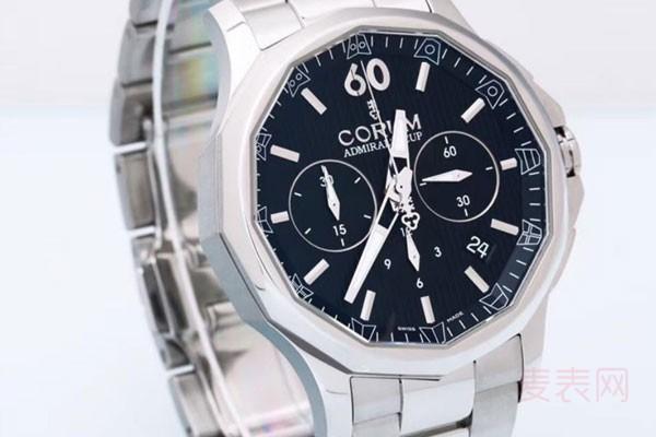 极具质感的昆仑海军上将手表回收价格怎样