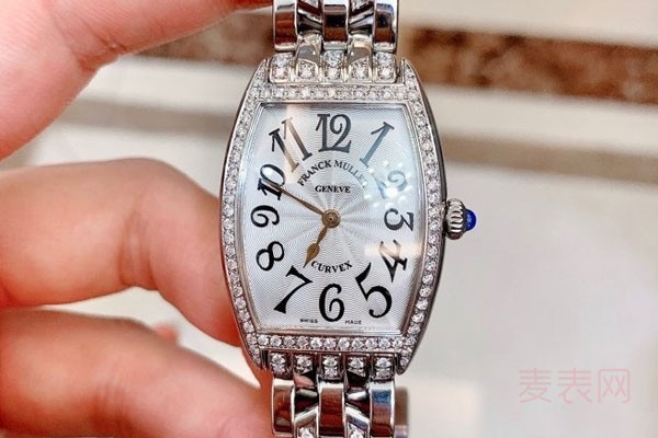二手法穆兰1752qz系列手表回收价格咋样