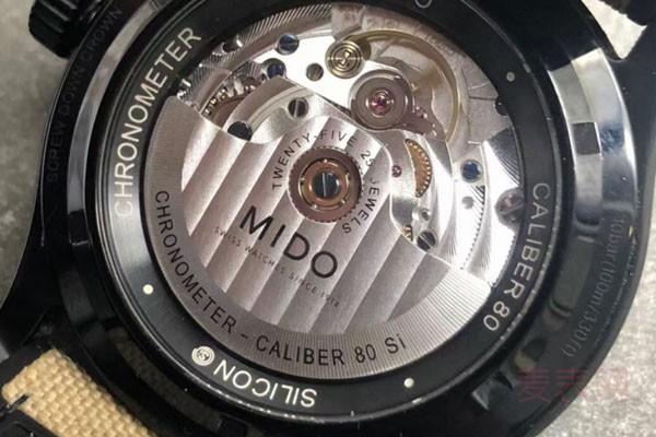 二手美度舵手手表回收大概多少钱才值当