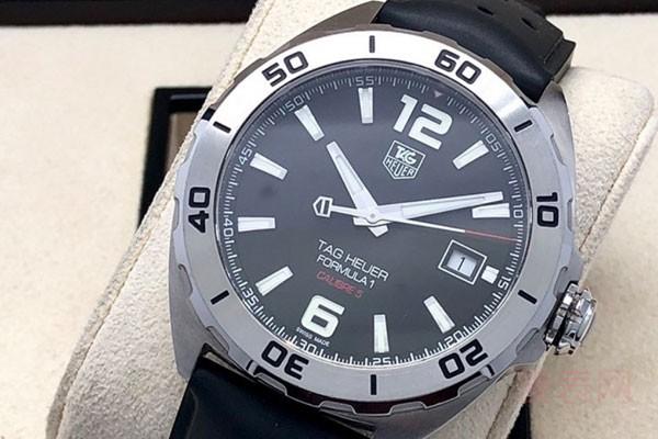 没找到合适的泰格豪雅手表回收点也别慌